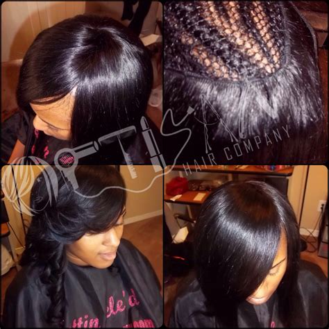 natural hair sew in with no leave out miami fl full sew in no hair left out new style for 2016 2017