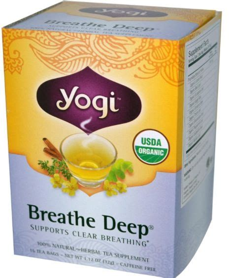 Yogi Detox Tea For Tests by 49 Best Teas Food Lotto Images On Organic
