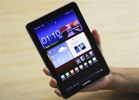 Samsung Android Tablet Galaxy Tab 7 7 samsung galaxy tab 7 7 review samsung galaxy tab 7 7 review a superbly designed 7 7in android