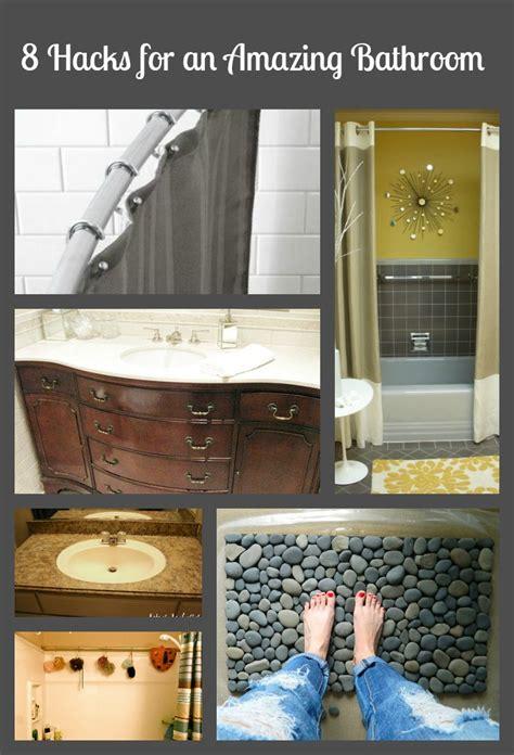 bathroom hacks 8 hacks for an amazing bathroom bathroom hacks