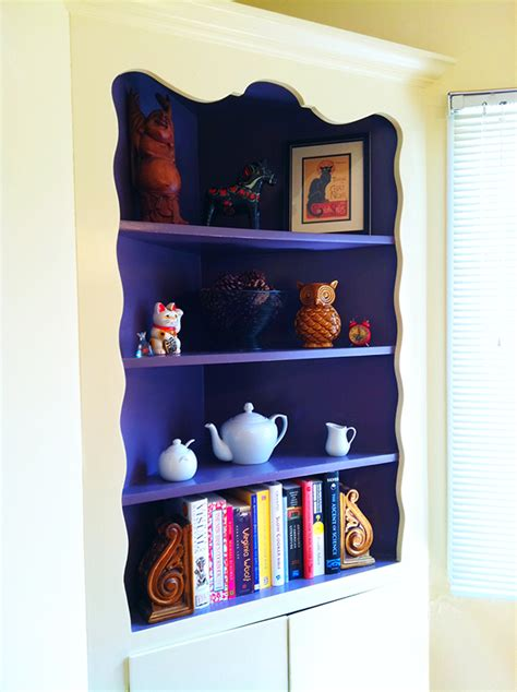 home decorating ideas corner shelves new home style