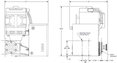 Nagdm Garage Door by Door Installation Overhead Door Installation Manual