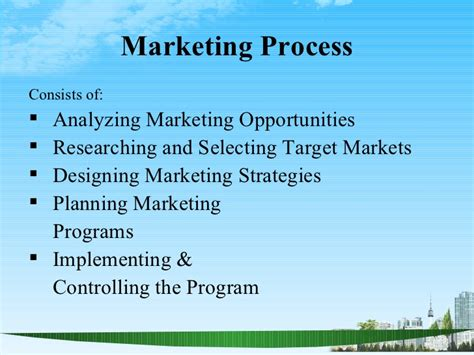 Openings For Mba Marketing by The Marketing Plan Ppt Bec Doms Bagalkot Mba