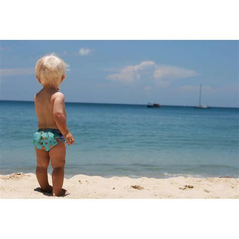 Bambino Mio Reusable Swimnappy Sea Yellow bambino mio reusable swim nappy the sea babyonline