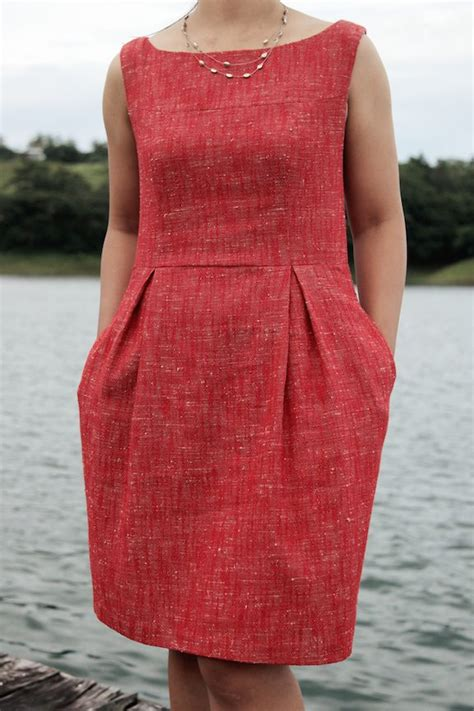 dress pattern designing pdf marbella dress digital sewing pattern pdf itch to stitch