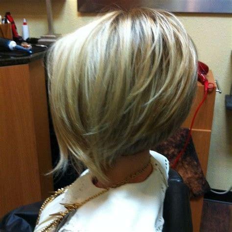 cutting stacked bob 23 short layered haircuts ideas for women popular haircuts