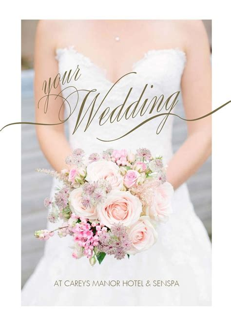 Wedding Flowers Brochure by 1000 Images About Brochure Wedding On Gift