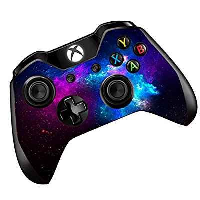 xbox one color space galaxy nebula skin vinyl decal for xbox one