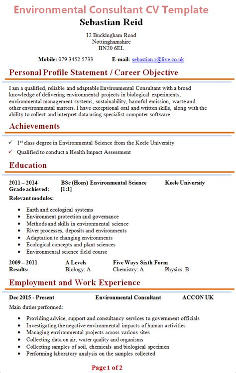 Environmental Expert Cover Letter by Environmental Consultant Cover Letter Aviation Safety Senior Cover Letter Consulting The Best