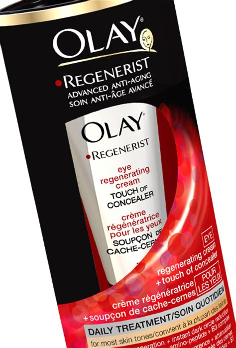 Olay Concealer olay regenerist eye regenerating touch of
