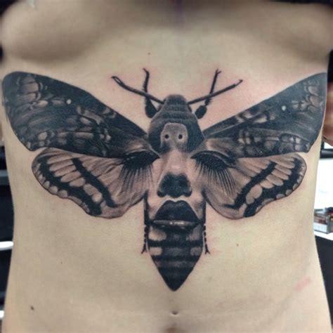 moth tattoo designs hawk moth i did this week ideas