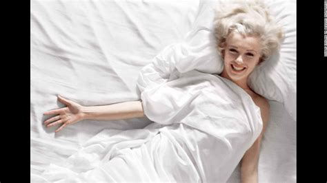 in bed marilyn pictures from 1961