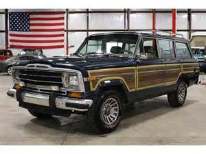 classic jeep wagoneer for sale on classiccars 21