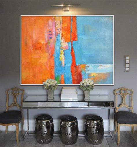 contemporary painting ideas 17 best ideas about large canvas on pinterest artwork