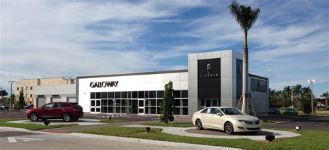 Port Lincoln Car Dealers by Galloway Lincoln Dealership