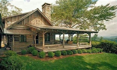 log cabin plans with wrap around porch small log cabins with wrap around porch small log cabin