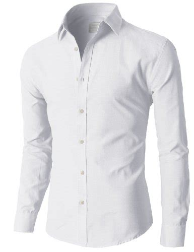 Gfp Casual Formal Shirts Slim Fit Katun Abu Lng 1643 h2h mens oxford cotton slim fit dress button shirts sleeve buy in uae