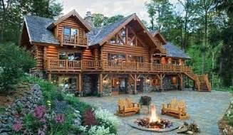 Large Log Home Floor Plans by Large Log Cabin Home Plans Large Logs For Log Cabins