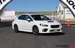 Subaru 2016 Wrx 2016 Subaru Wrx Sti Review Track Test