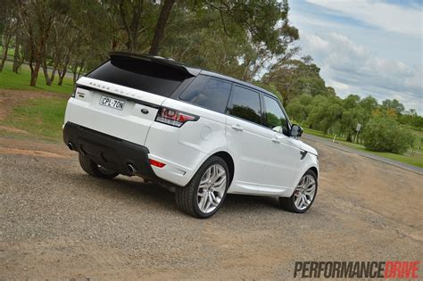 land rover white 2014 2014 range rover sport autobiography v8 review video