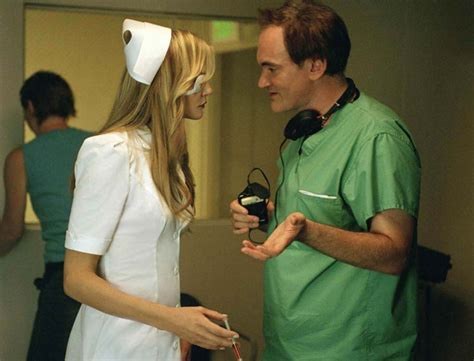 film baru quentin tarantino quentin tarantino says smaller jackie brown esque film