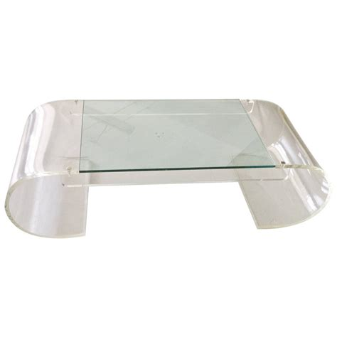Perspex Coffee Table Lucite Coffee Table Images