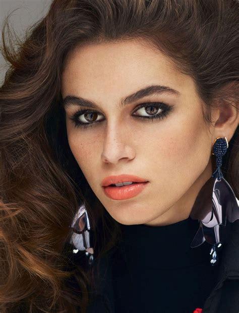 love magazine spring  kaia gerber  mert alas marcus piggott fashion editorials