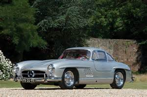 Mercedes Sl 300 Mercedes 300 Sl W198 1956