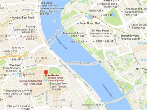 30 Square Meters by Yuyuan Garden Shanghai Opening Hour Address Amp Transport