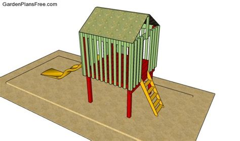backyard fort plans backyard fort plans free garden plans how to build garden projects