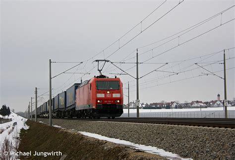Lkw Lackierung Augsburg by Bilder Von Bus Bahn 187 Bei Hattenhofen An Der Kbs 980