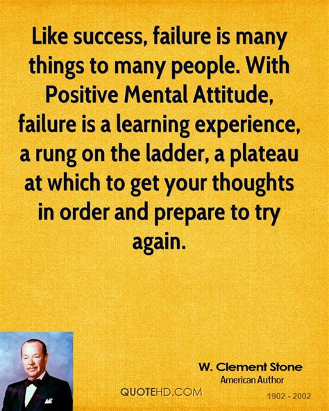 how to an attitude to try new things w clement success quotes quotehd