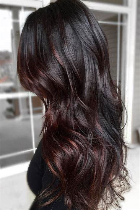brunette and red hair pictures hombre best 25 brunette ombre ideas on pinterest