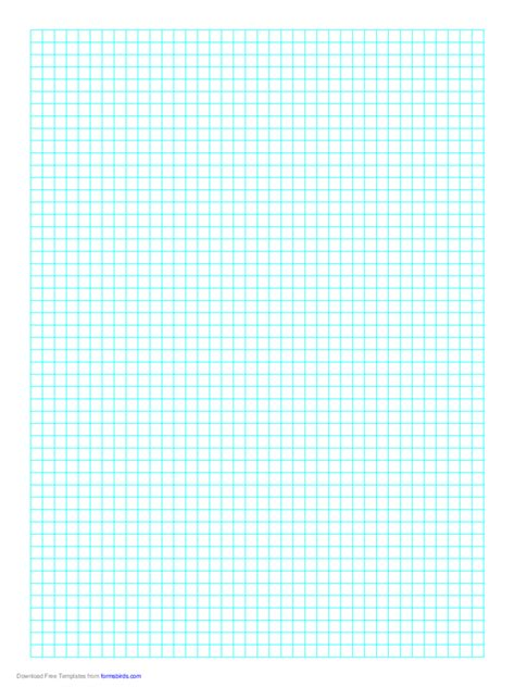 Plaplate Generik 1 Mm A4 blank graph paper 212 free templates in pdf word excel