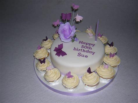 Cupcake Birthday Cake by Cupcake Cakes Julie S Creative Cakesjulie S Creative Cakes