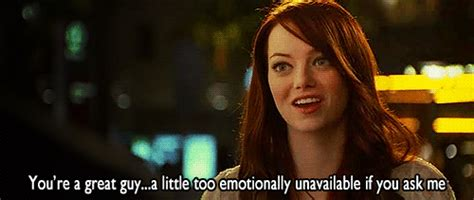 Sorry Emma Stone GIF - Find & Share on GIPHY Friends With Benefits Tumblr Gif