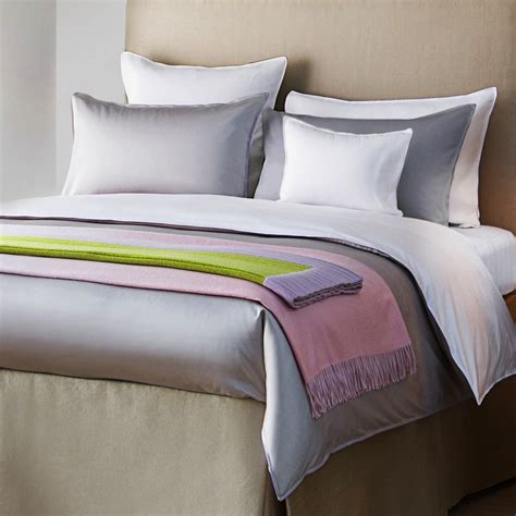 classic bed linen silver classic luxury 500 thread count satin