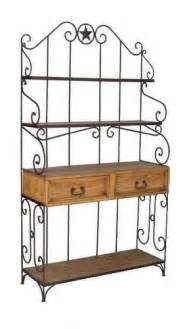 What Is A Bakers Rack Used For Furniture Miranda S Thrift Shop