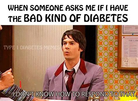 Diabetes Meme - type 1 diabetes memes