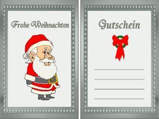 Kostenlose Vorlage Gutschein Weihnachten gutschein vorlage weihnachten new calendar template site