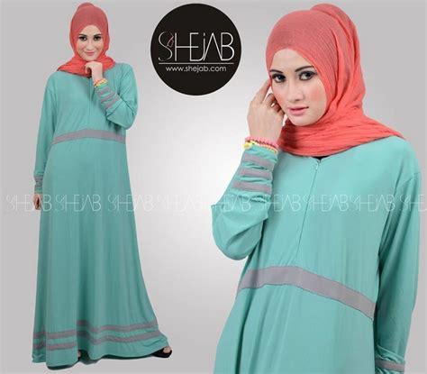 Baju Kaos Casual contoh foto baju muslim modern terbaru 2016 foto baju muslim gamis casual bahan kaos terbaru 2016