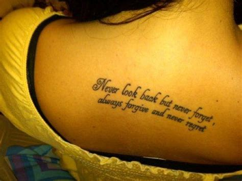 forgive tattoo quotes of forgiving quotesgram