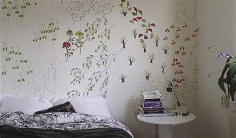 Inspired Home Interiors Hand Drawn Wallpaper Handmade Charlotte