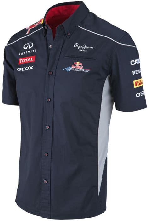 Oceanseven F1 Racing 58 T Shirt by Authentic Infiniti Bull Racing F1 Team 2013 Mens