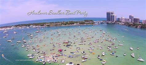 Star Island Miami Tour Haulover Sandbar Miami Boat Party Affordable And Fun
