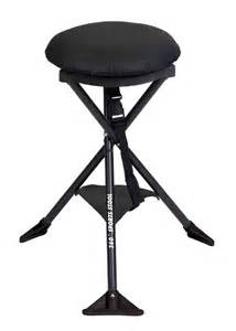 camping station portable 360 176 swivel sports stool