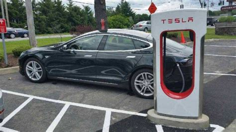 liquid cooled cable could speed up tesla supercharging