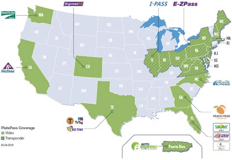 map of toll roads in usa platepass 174 from hertz platepass 174 toll road payment hertz