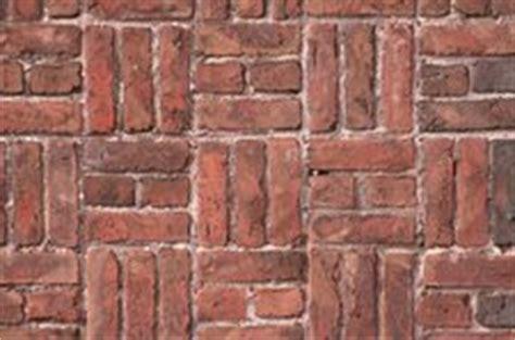 Basket Weave Brick Patio brickwork on brick paving bricks and brick
