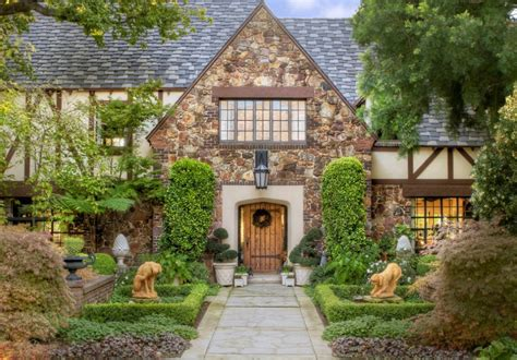 English Tudor Home Plans by 20 Tudor Style Homes To Swoon Over